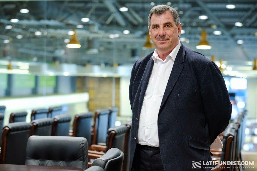 Владимир Фантух, руководитель департамента развития и инноваций «Ukrlandfarming»