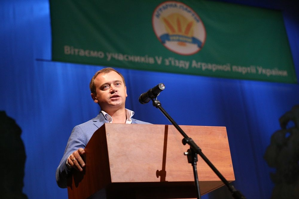 Алекс Лисситса, президент Ассоциации «Украинского клуба аграрного бизнеса»
