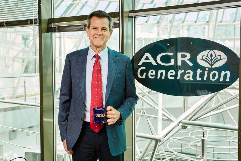 Джон Шморгун, экс-президент холдинга AgroGeneration
