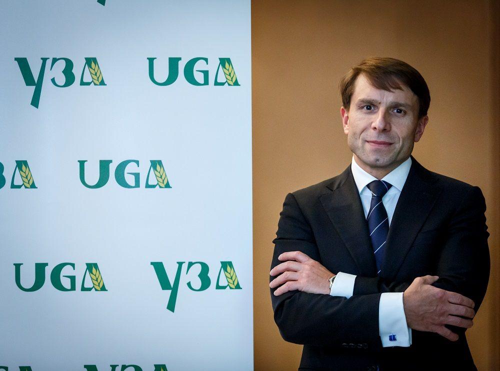 Николай Горбачев, президент «Украинской зерновой ассоциации»