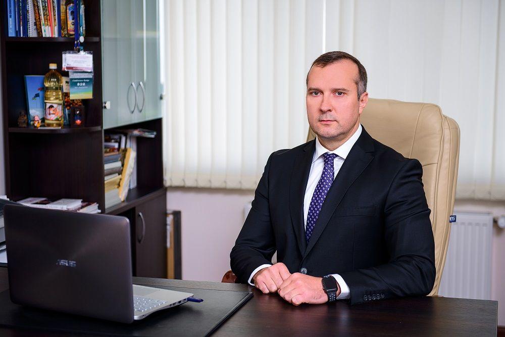 Валерий Ткачев, эксперт в сфере транспортной инфраструктуры и логистики Украины