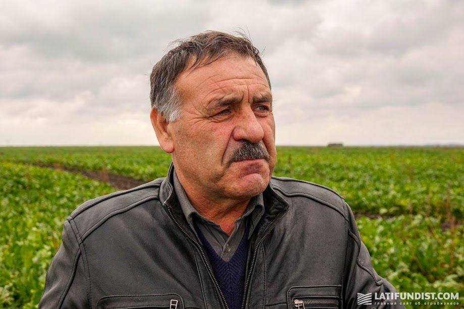 Филимон Антонюк, главный агроном Корпорации «Сварог Вест Груп»