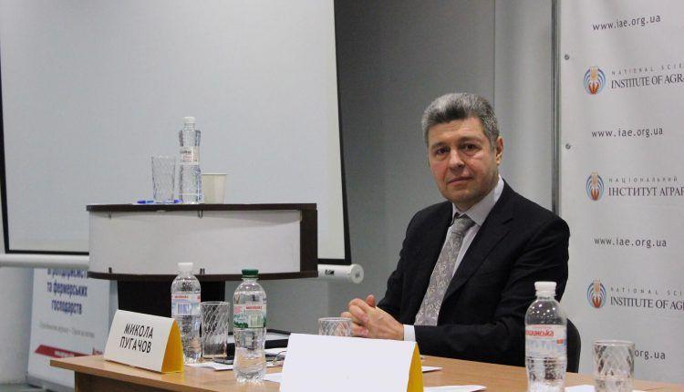 Николай Пугачев, заместитель директора Национального научного центра «Институт аграрной экономики», член-корреспондент НААН