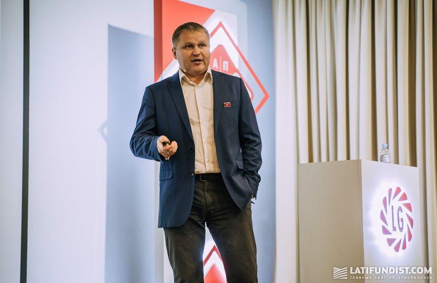 Геннадий Потоцкий, специалист по развитию подсолнечника в Восточной Европе «Лимагрейн Украина»