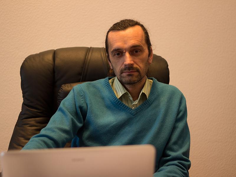 Владимир Лапа, руководитель Государственной службы Украины по вопросам безопасности пищевых продуктов и защиты потребителей