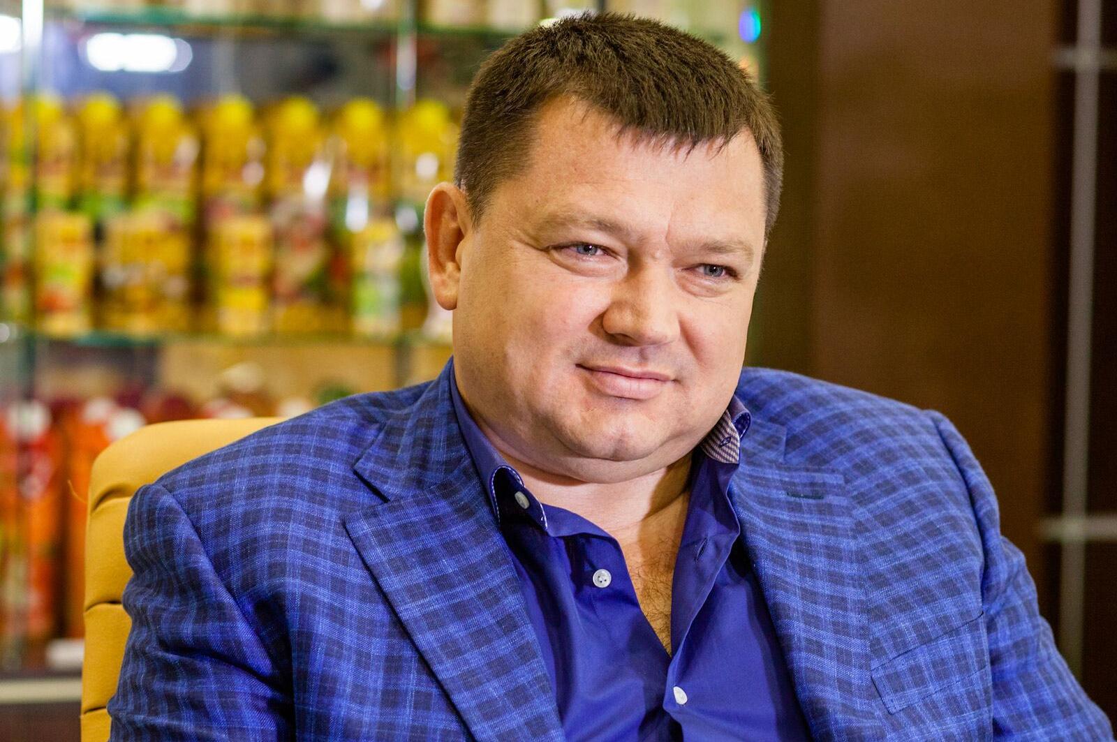 Тарас Барщовский, собственник группы компаний T.B. Fruit