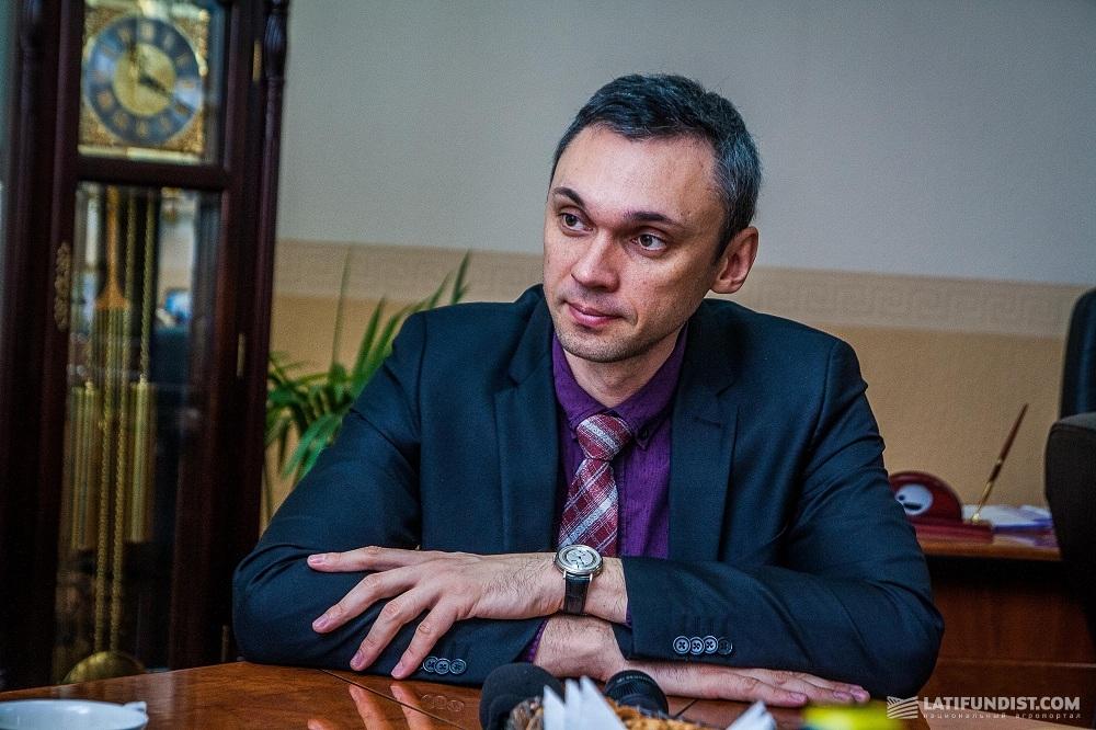 Павел Фесюк, коммерческий директор компании «УкрАгроКом»