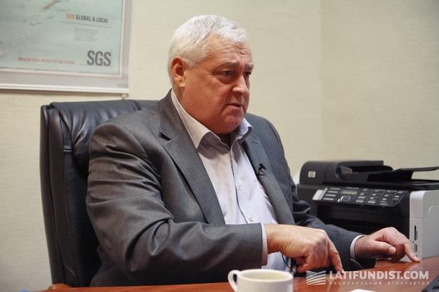 Владимир Клименко, заместитель генерального директора по взаимодействию с органами власти компании «НИБУЛОН»