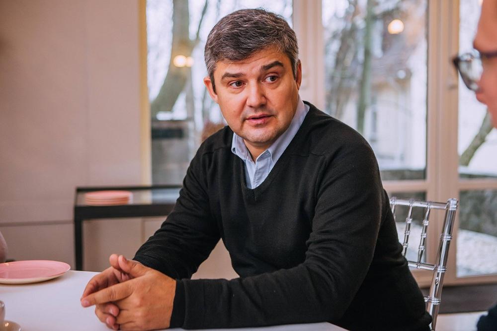 Maksim Bernatskiy, Head of Rost Agro