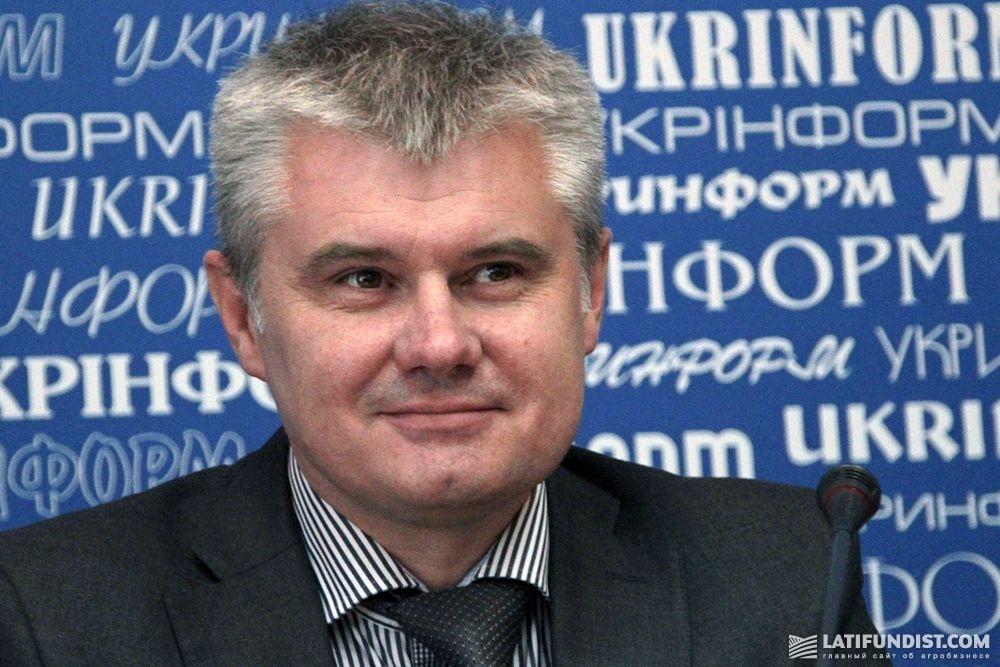 Виталий Саблук, заместитель директора Института аграрной экономики