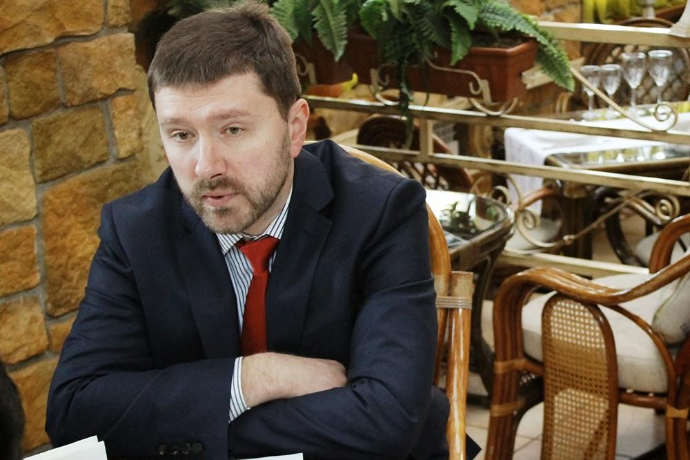 Антон Усов, старший советник по внешним связям представительства ЕБРР в Украине