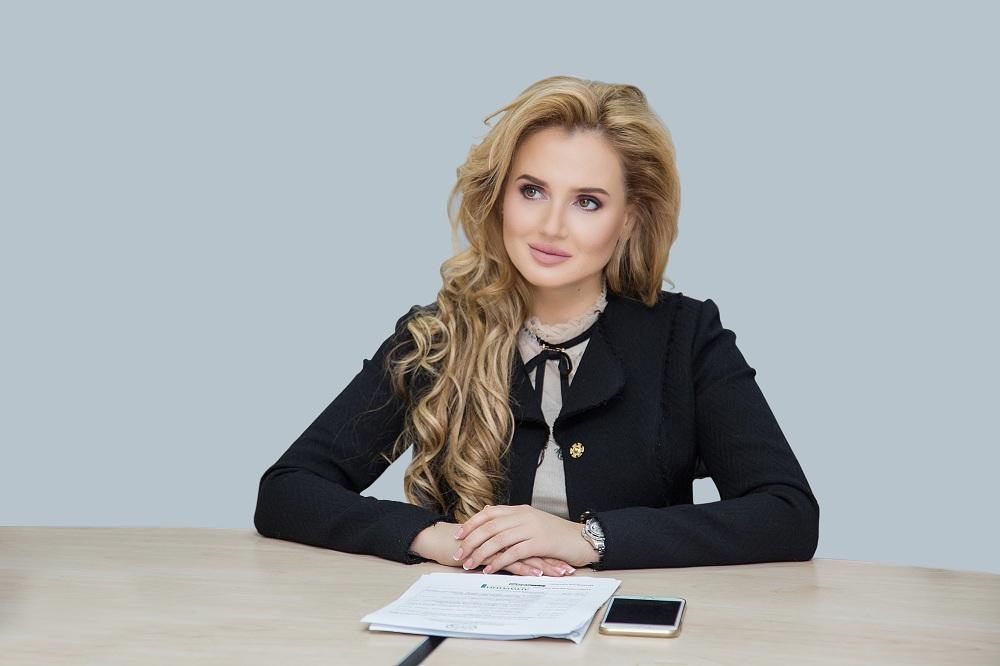 Ирина Паламар, председатель Ассоциации животноводов Украины
