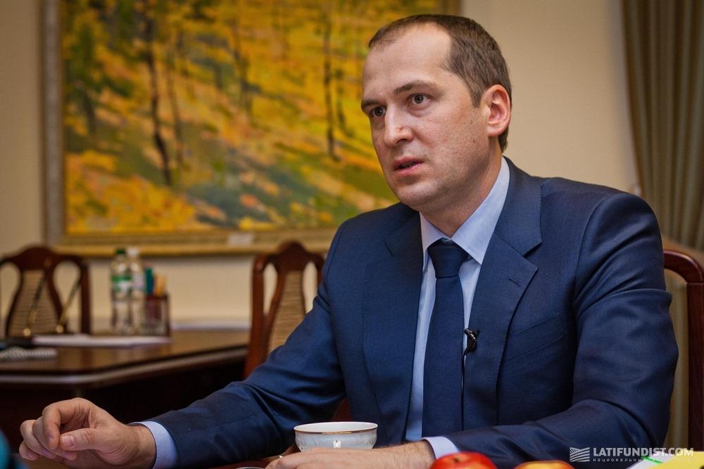Алексей Павленко, экс-министр аграрной политики и продовольствия