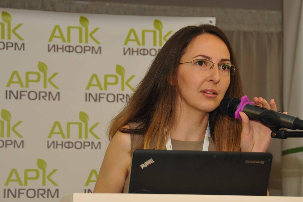 Юлия Иваницкая, аналитик «АПК-Информ»