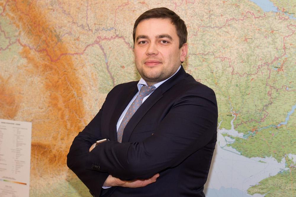 Максим Мартынюк, первый замминистра Минагропрода