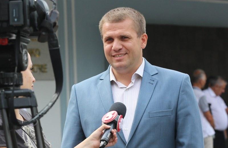 Сергей Иващук, совладелец агрофирмы «Перлина Подолья»