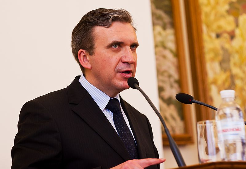 Павел Шеремета, неисполнительный директор компании «Милкиленд»