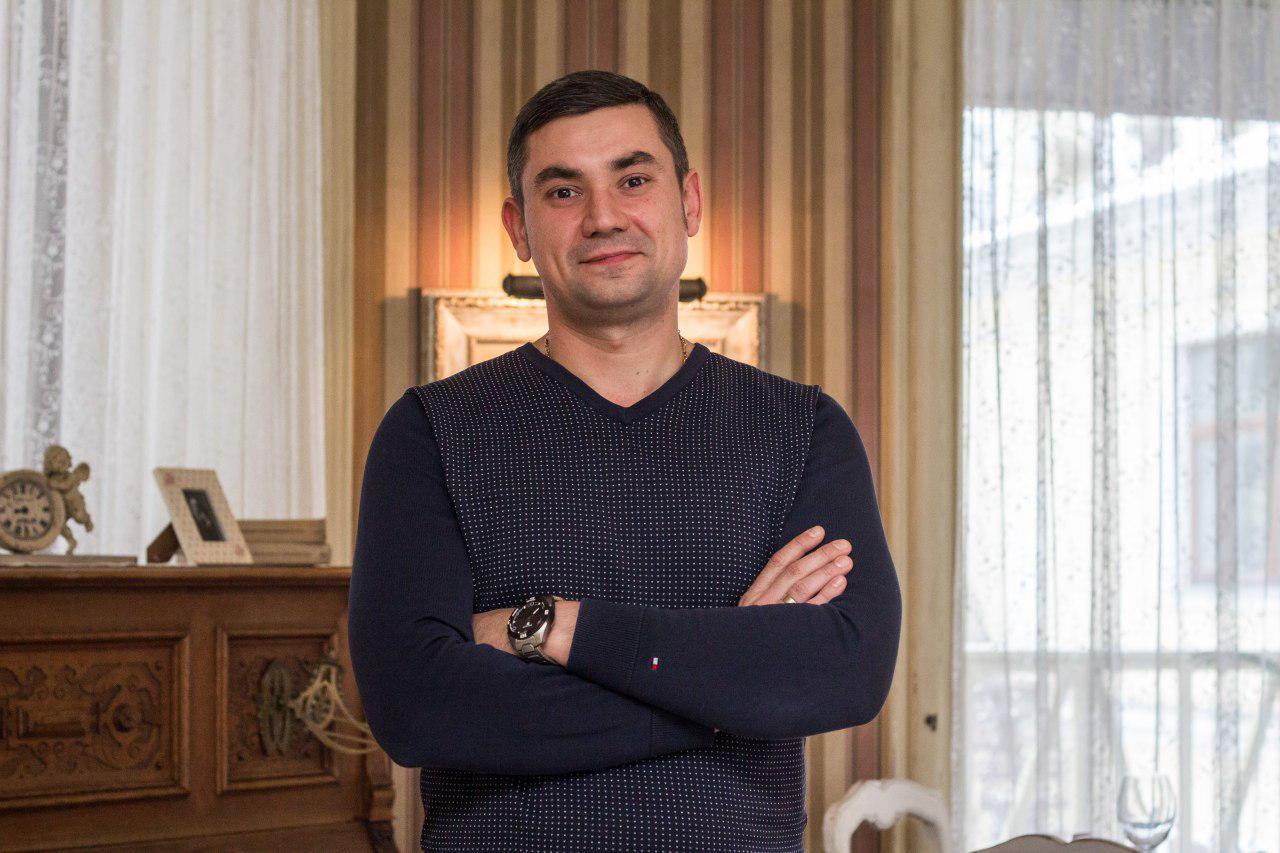 Михаил Тюляков, руководитель отдела готовой продукции компании ТД «НОВААГРО»