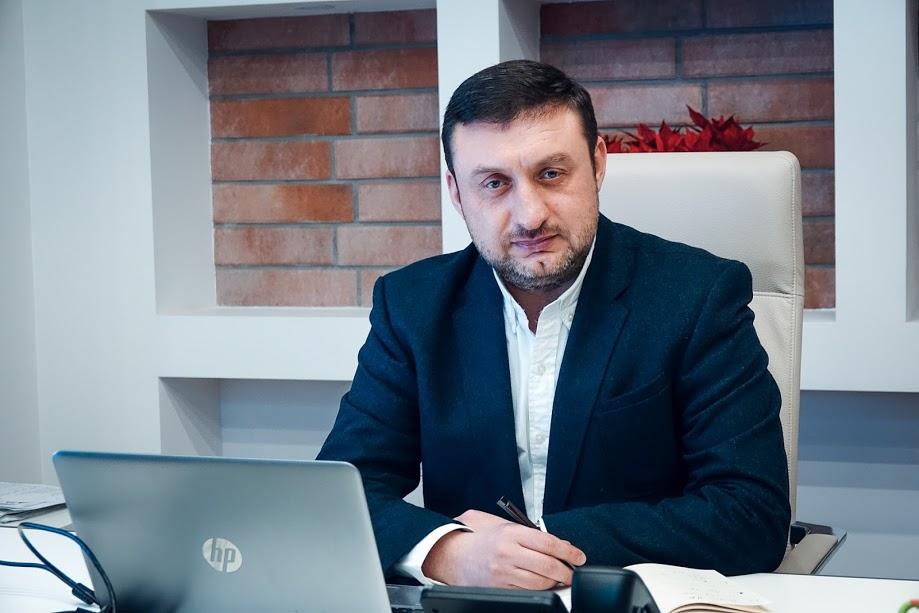Владимир Гусев, директор по производству «Юкрейниан Фарминг Компани»