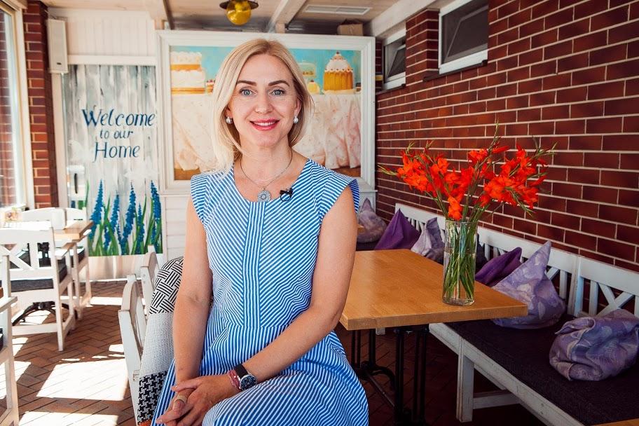 Елена Белявец, совладелец и директор по развитию пекарни «Мамин Хлеб»