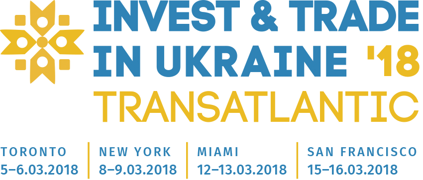 Invest & Trade in Ukraine '18, Transatlantic