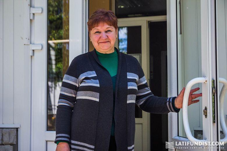 Людмила Поколота, директор Полтавского областного социального центра матери и ребенка