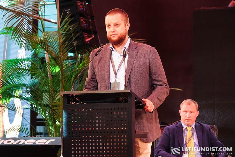 Андрей Ставницер, генеральный директор группы компаний «ТИС»