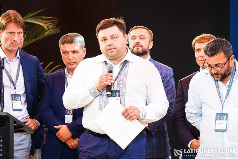 Иван Мирошниченко, народный депутат Украины, член парламентского комитета по аграрной политике и земельным отношениям