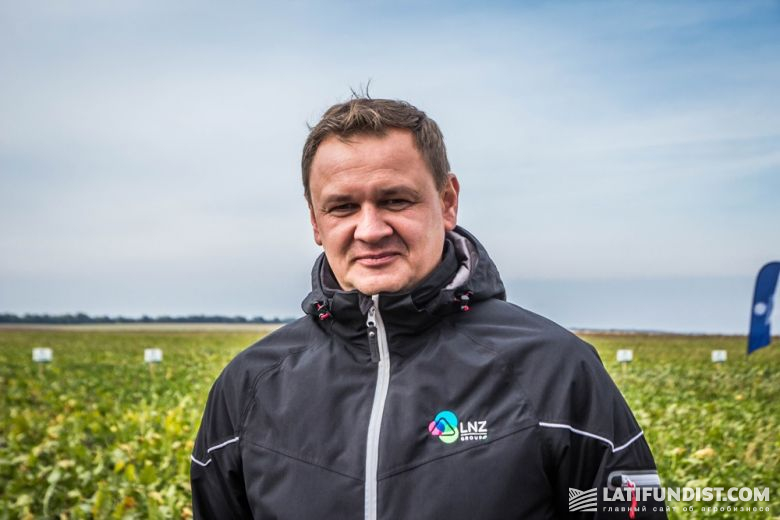 Андрей Полтавец, директор дистрибьюторской компании LNZ
