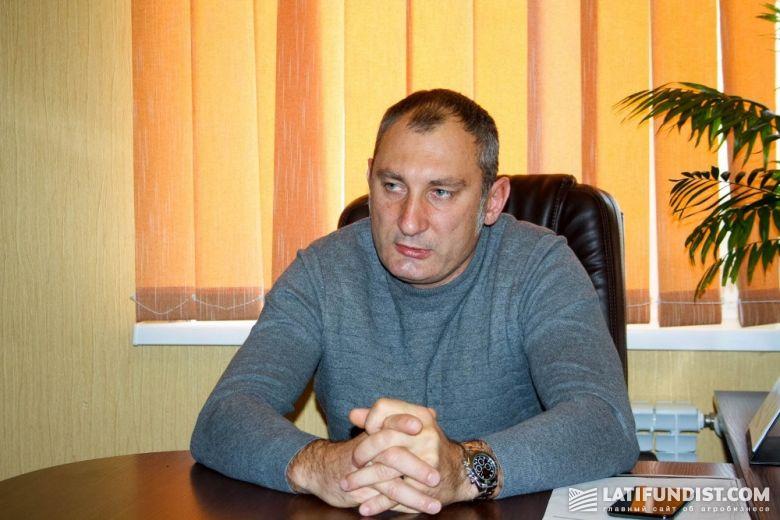 Алексей Цуркан, генеральный директор элеваторного направления группы компаний Alebor Group