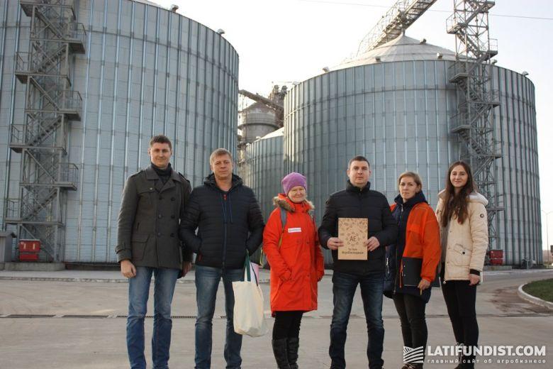 АгроЭкспедиторы в «Зерновой индустрии»