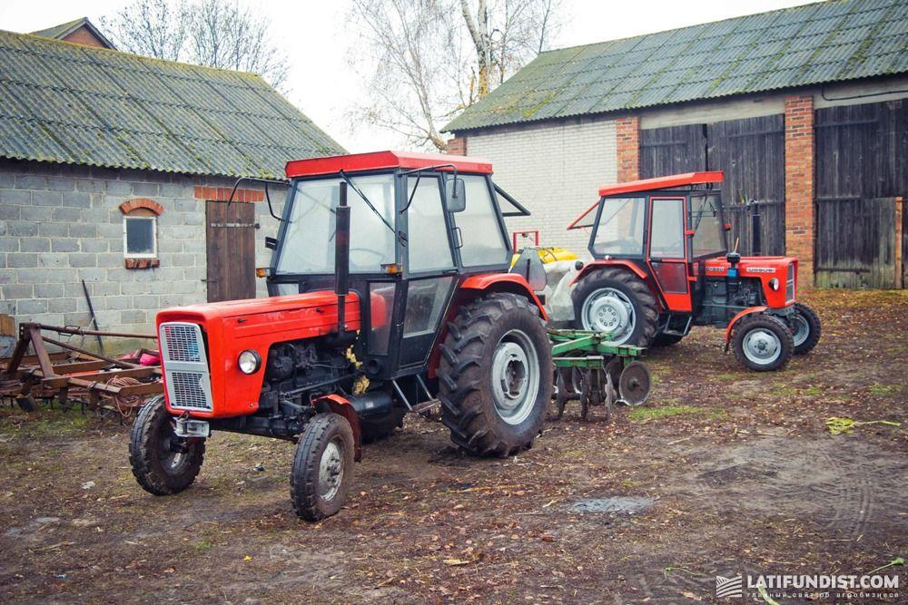 Польская сельхозтехника. Цены, новости, аналитика.