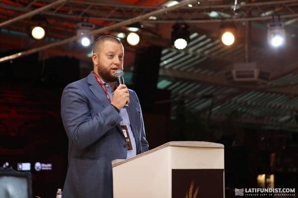 Андрей Ставницер, акционер и учредитель компании «ТИС»