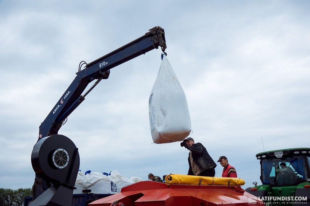 Аграрии и так в Украине вносят в меньших объемах от необходимого