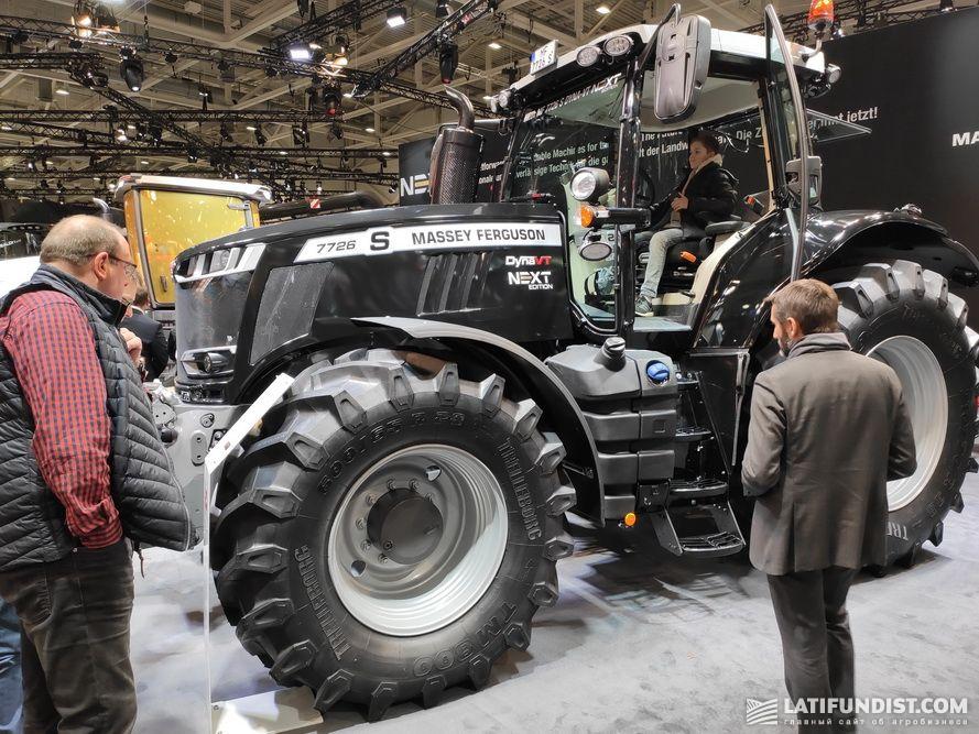 Трактор Massey Ferguson NEXT