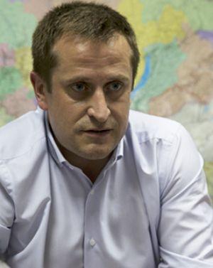Олег Бурлаченко, директор «Первой логистической компании»
