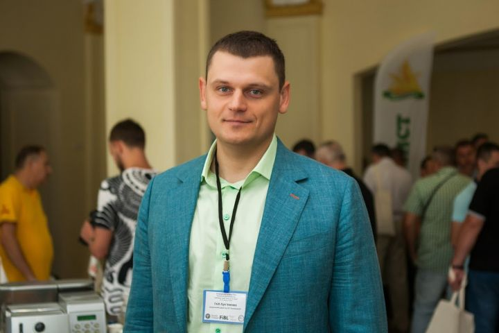 Глеб Лукьяненко, директор предприятия «Агроэкология»