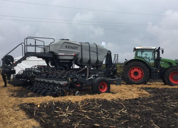 Fendt MOMENTUM Crop Tour