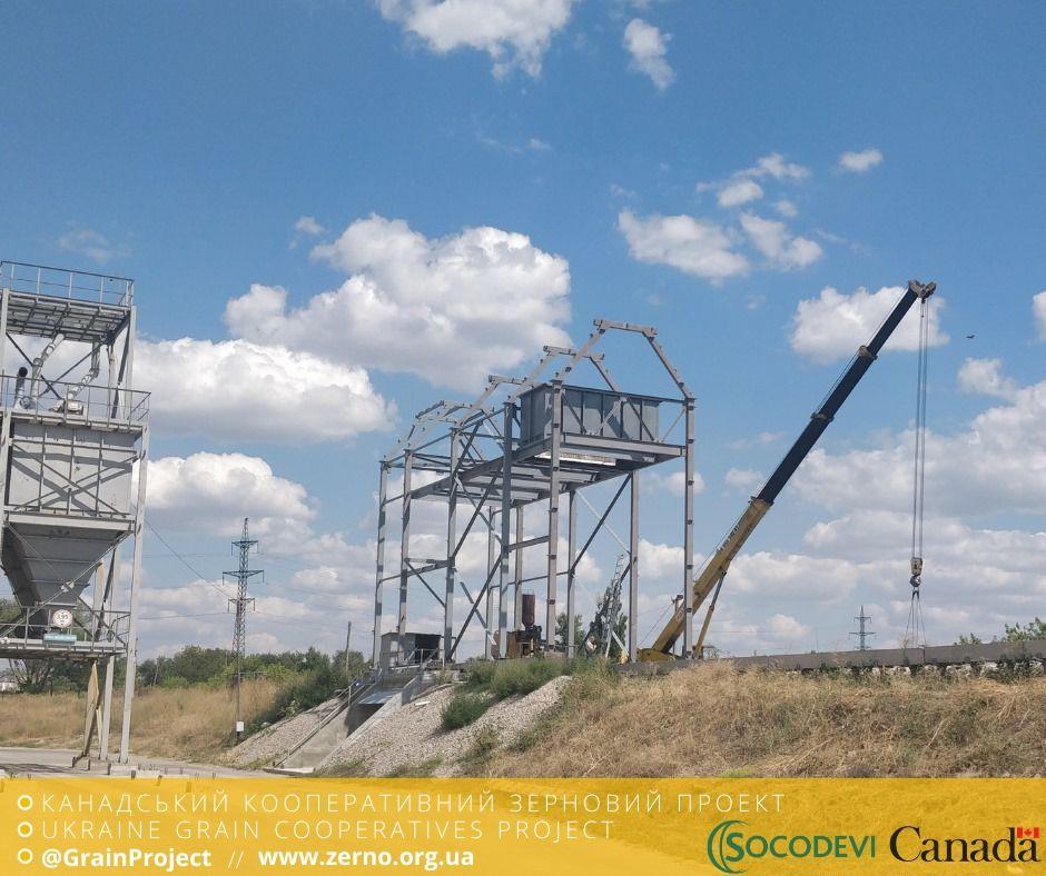 Элеватор зерно украина оборудование лаборатории элеватора