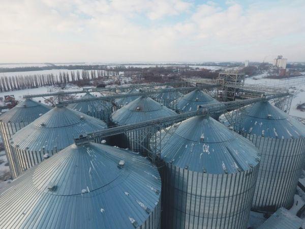 На элеватор поступило 350 т пшеницы тормозные диски для транспортер т4
