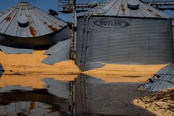 Элеваторы в америке шнековый транспортер для зерна купить в барнауле
