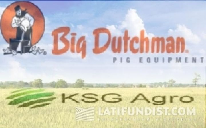 KSG Agro подписал соглашение с Big Dutchman Pig Equipment GmbH