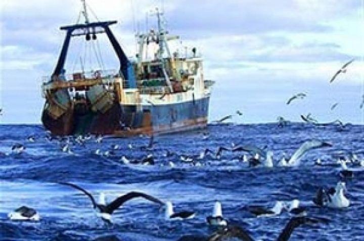 рыболовный флот исландии