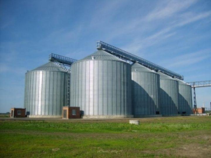 элеватор для пшеницы