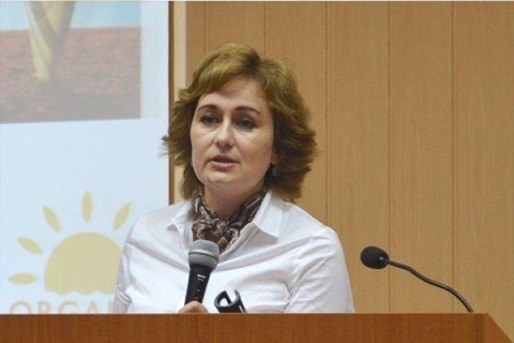 Елена Березовская, председатель Общественного союза «Органическая Украина»