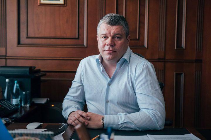 Василий Коваленко, исполняющий обязанности главы правления ГПЗКУ