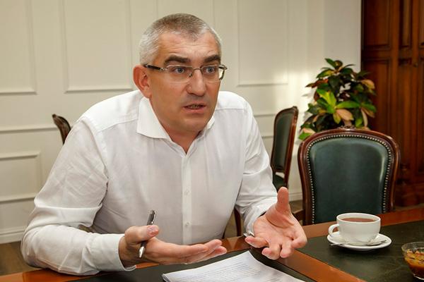 Иван Чайковский, основатель, генеральный директор корпорации «Агропродсервис»