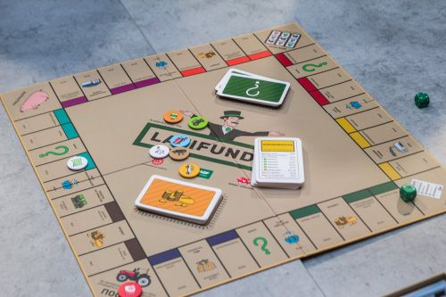 Latifundia Business Game