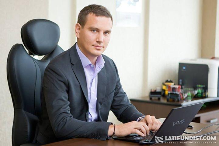 Генеральный директор Группы Харвист, Дмитрий Скорняков