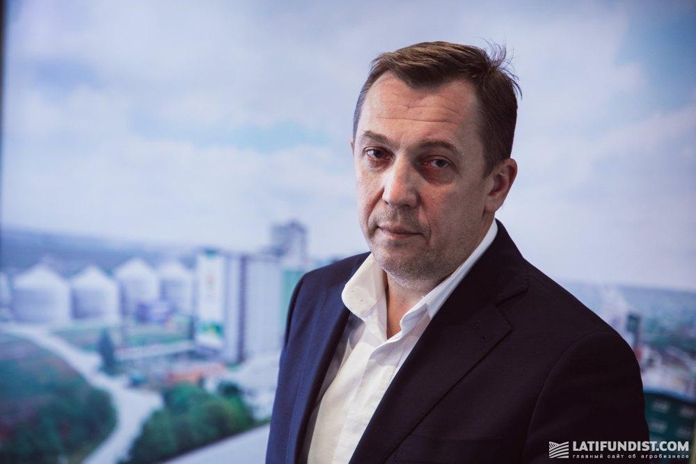 Артур Футыма, первый заместитель руководителя комбикормового направления МХП